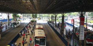 Jardim Vera Cruz mudanças operacionais Terminal São Mateus dengue
