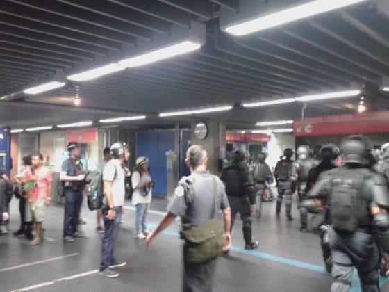 Metrô Belém