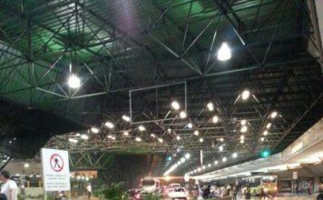 Alagamento Aeroporto de Guarulhos