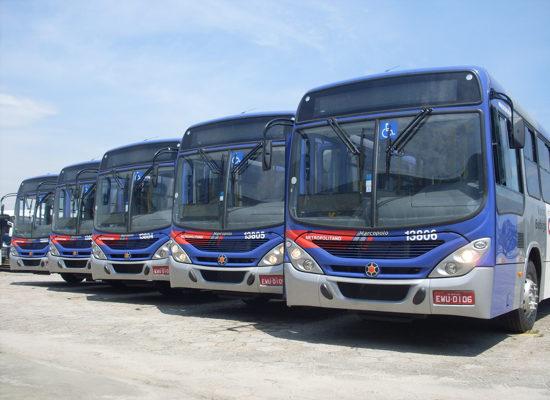 Linhas metropolitanas ônibus metropolitanos EMTU Guarulhos linhas metropolitanas Terminal do Metrô Tucuruvi