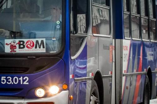 EMTU ônibus metropolitanos