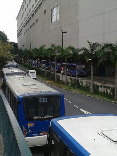 0b90b344c11e1 Mudanças nos pontos de ônibus de 11 linhas no Terminal Tucuruvi