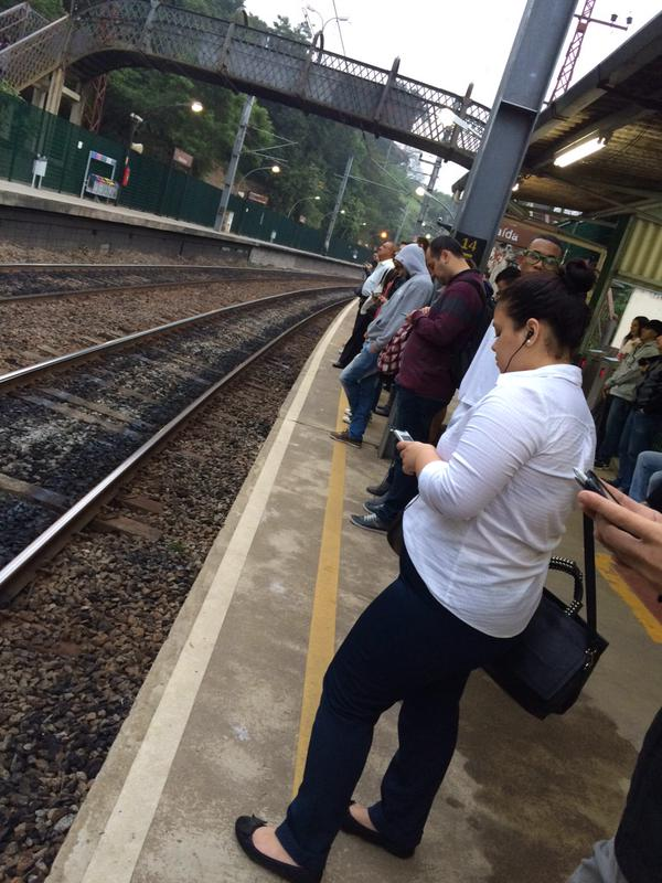 Estação Vila Clarice