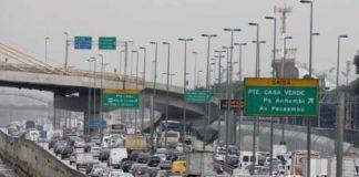 Operação Estrada velocidade média será suspenso
