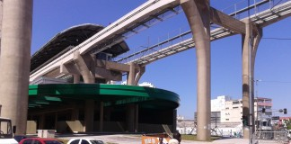 Terminal Vila Prudente anhaia mello