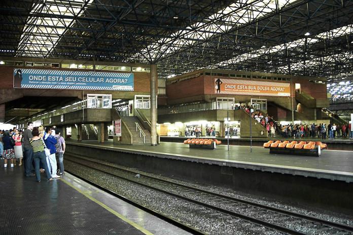 Estação Barra Funda