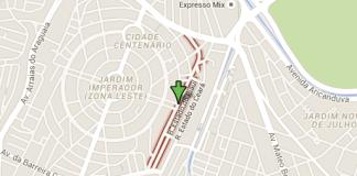 Jardim Itápolis Rua Estado de Pernambuco