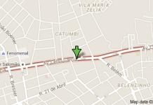 Avenida Celso Garcia