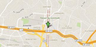 Avenida Cruzeiro do Sul terá