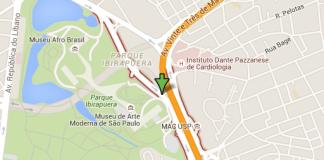 Avenida Pedro Álvares Cabral jardim miriam Fonte Multimídia linha 5652