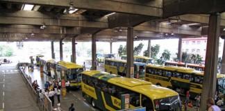 feriado de Carnaval Rodoviária do Jabaquara terminais rodoviários Tietê de ônibus