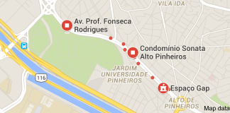 Avenida Professor Fonseca Rodrigues Cirque du Soleil