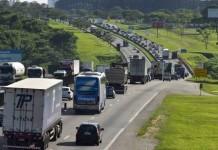 Operação Estrada trânsito nas estradas