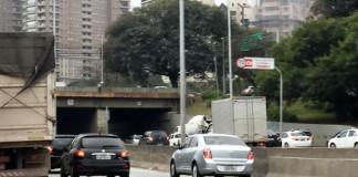 Marginal Pinheiros Rodízio municipal