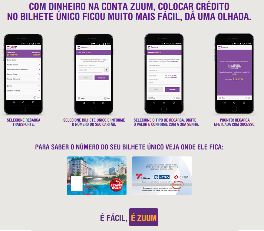 Zuum Vivo Mastercard