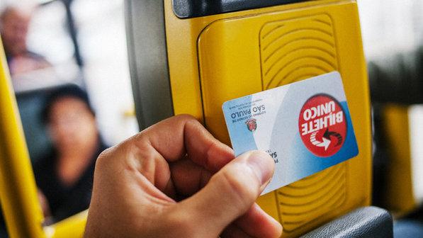 Vale-Transporte Bilhete Único Anônimo Reajuste das Tarifas bilhete único cptm