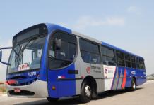 ônibus metropolitanos EMTU Itapecerica da Serra sorocaba Araçariguama