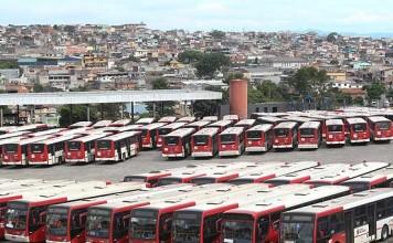 Licitação dos Ônibus SPTrans