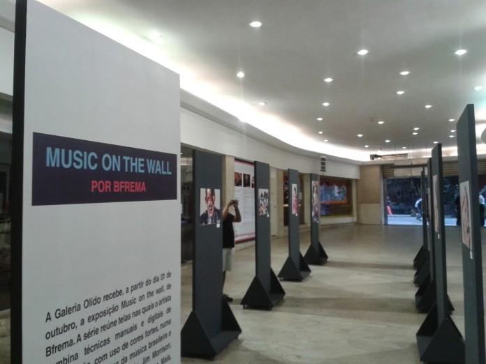 Exposição Cultura Metrô roteiro