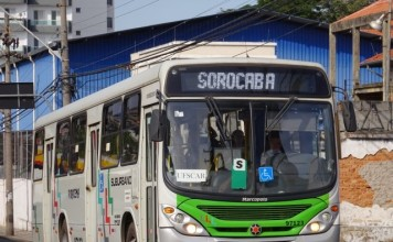 Greve de ônibus Sorocaba