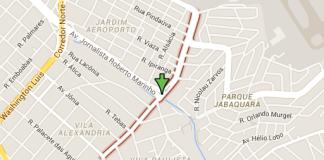 Avenida Doutor Lino de Moraes Leme