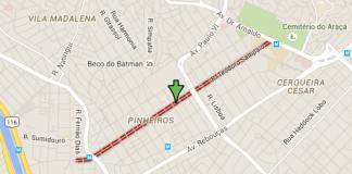 Rua Teodoro Sampaio