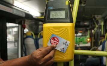 Bilhete Único táxi Vale-Transporte