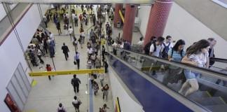 Universidade de São Paulo Estação Butantã operação especial