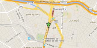 Avenida Tiradentes Marcha para Jesus
