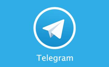 Telegram canal de comunicação