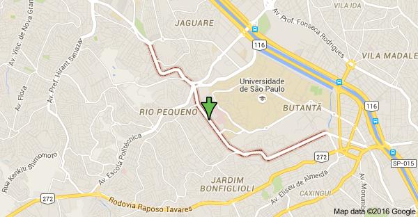 Avenida Corifeu de Azevedo Marques Zona Oeste