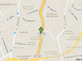 Avenida Professor Abraão de Morais