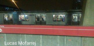 Pátio Belém da Linha 3-Vermelha