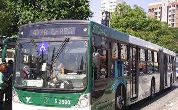 ônibus municipais