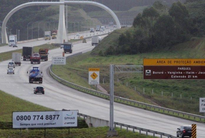 Rodoanel Maio Amarelo Pegar estrada Rodoanel Sul Estradas SPMAR