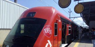 CPTM trens