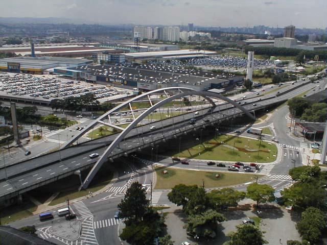 Osasco Viaduto Metálico