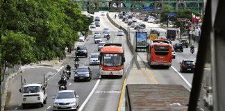 Transporte Público Greve dos Caminhoneiros