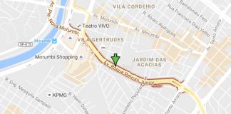 Avenida Roque Petroni Júnior