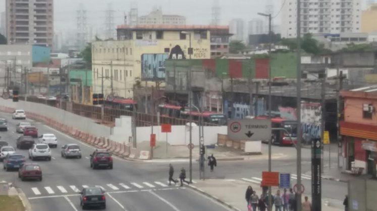 Acesso Norte Terminal Vila Prudente
