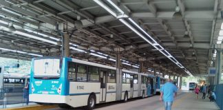 Terminal Varginha obras