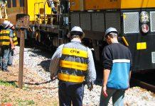 trens da CPTM circulação dos trens Obras de modernização CPTM linhas Obras CPTM Obras de modernização fim de semana