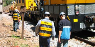 trens da CPTM circulação dos trens Obras de modernização CPTM linhas Obras CPTM Obras de modernização