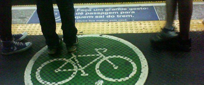 Bicicleta Metrô