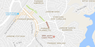 Rua João Tezza