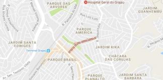 Rua Professor Oscar Barreto Filho