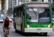 locais de prova Bicicleta ônibus municipais
