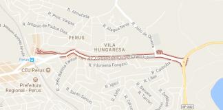 Avenida Comendador Fiorelli Peccicacco Perus