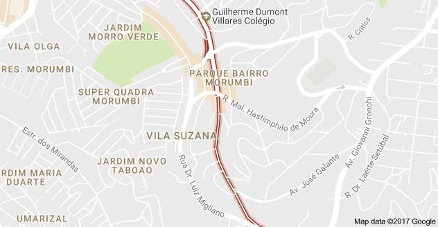 Avenida Doutor Guilherme Dumont Villares