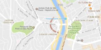Cidade Jardim Rua Doutor Alberto da Silveira